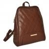 Женский рюкзак 2518 коричневый 2