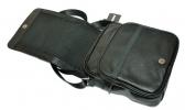 Чоловіча сумка 4337 чорна 4