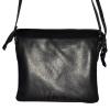 Женская кожаная сумка 2486 темно-синяя 0