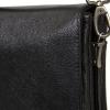Мужская сумка 4454 черная 0