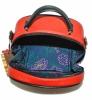 Женская сумка 2519 красная 6