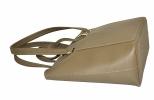 Женская сумка 35450 темно - бежевая 4