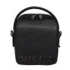 Men's leather bag 4604 black 0