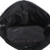 Жіноча замшева сумка МІС 0738 чорна 4