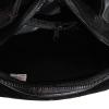Женская замшевая сумка МIС 0704 черная 5