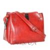 Женская сумка 35605 бордовая 0