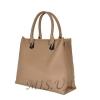 Женская сумка 35636 бежевая 2