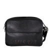 Мужская кожаная сумка Vesson 4570 черная 0