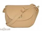 Женская сумка 35585 - с песочная 2
