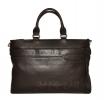Мужской кожаный портфель 4507 темно - коричневый 0