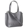Женская сумка MIC 35793 серая 2