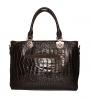 Женская сумка 2493 коричневая 3
