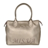 Женская сумка 35535 бронзовая 0
