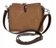 Жіноча сумка 35523- 3 коричнева 0