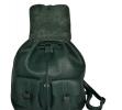 Жіночий рюкзак 2534 зелений 4