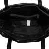 Женская замшевая сумка MIC 0734 черная 5