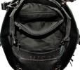 Женская кожаная сумка 2530 черная 4