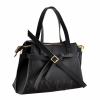 Женская сумка МІС 35710 черная 2