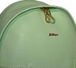 Кожаный рюкзак 2517 мятный 2