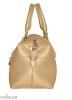 Женская сумка 35587 золотистая 2