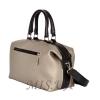 Женская сумка 35327  черная с бордовым 8