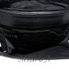 Мужская кожаная сумка Vesson  4126 черная 5