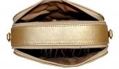 Women bag 35329 golden 5