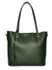 Женская сумка 2503 темно-зеленая 2