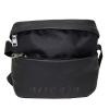 Мужская комбинированная сумка Vesson 0432 черная 0