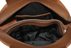 Женская сумка 35522 коричневая 5