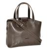 Женская сумка 35667 серая 0