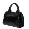Женская замшевая сумка MIC 0685 черная 4