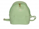 Кожаный рюкзак 2517 мятный 0