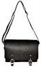 Мужская сумка-портфель 4360  черная 0