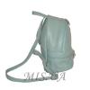 Женский рюкзак 35437-1 голубой 2