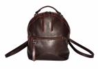 Жіночий рюкзак 2537 бордовий 0