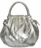 Женская сумка 35440 серебристая 2