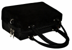 Женская сумка 0646 черная 4