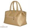 Женская сумка 35587 золотистая 3