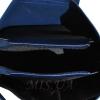 Женская замшевая сумка MIC 0703 синяя 4