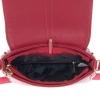 Женская сумка через плечо 35133 красная 5