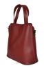 Женская сумка 35634 бордовая 3