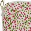 Жіноча сумка 35329 біла з принтом 0