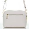 Жіноча сумка 35329 біла з принтом 3