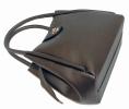 Женская сумка 35467 А металлик 5