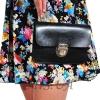 Женская сумка - конверт МІС 35723 черная 6