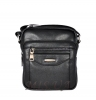 Чоловіча сумка Vesson 34284 чорна 0