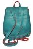 Женский рюкзак 35431 бирюзовый 3