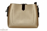 Жіноча сумка 35523 золотиста 0