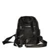 Женский кожаный рюкзак 381951 черный 3